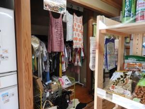 衣類のリサイクル
